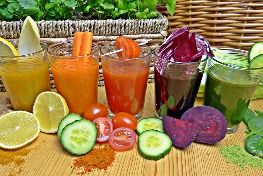 Chakra Healing with Food